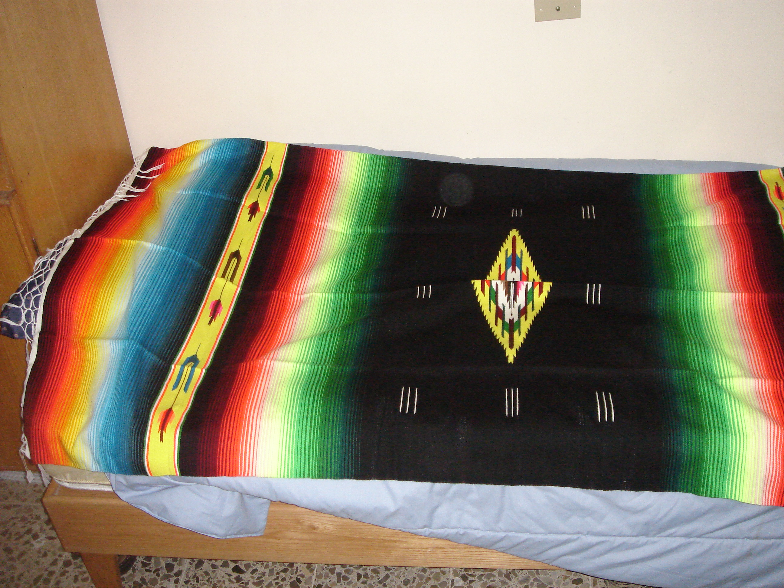 Large Mexican blanket