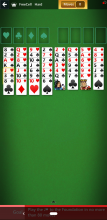 Freecell in Microsoft Solitaire on Android